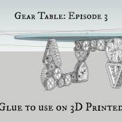 Best Glue For Adhering PLA Parts Featuring Abuzz Designs
